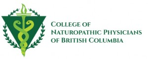 College of Naturopathic Physicians of British Columbia Logo